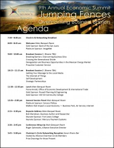 2015 Economic Summit_Day's Agenda_website