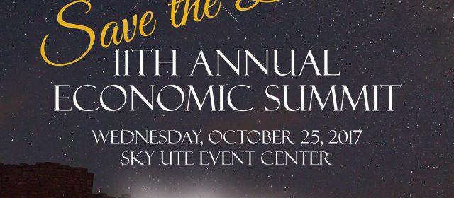 2017 Economic Summit…Register Now!