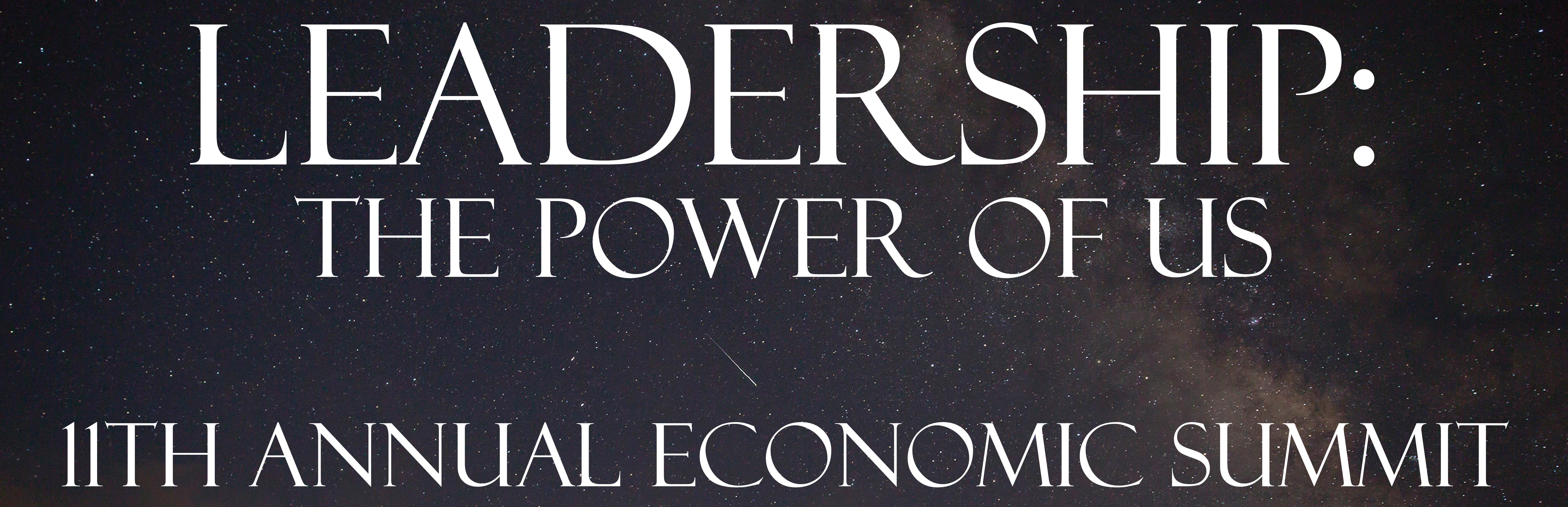 Economic Summit Follow Up